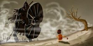 【脆弱的巨人】—重写大卫与歌利亚的世纪之战