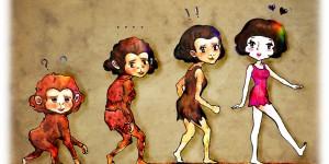 [女孩的25个问题#3] 难道进化论是错的么?